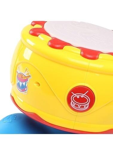 Birlik Oyuncak Birlik Oyuncak Pilli Işıklı Sesli Müzikli Oyuncak Kaya Davul Renkli